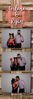 Creekside Venue Photo Booth Wedding