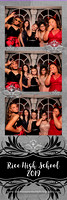 Rice High School Prom 2019 at Telico Gin in Ennis