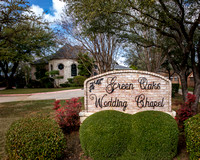 Green Oaks Wedding Chapel Arlington