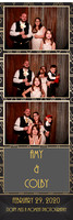 Amy & Colby Wedding at Telico Gin