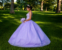 Christiny in San Marcos (Quince Portraits)