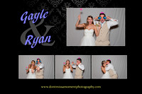 Gayle & Ryan Photobooth