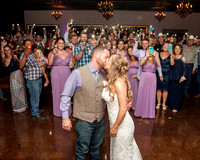 Creekside Venue in Dripping Springs Wedding Reception