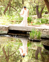 Mayfield Park Bridal Session